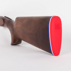 Recoil Pad Red-White-Blue